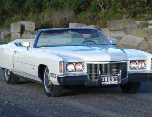 Cadillac Eldorado Restoration