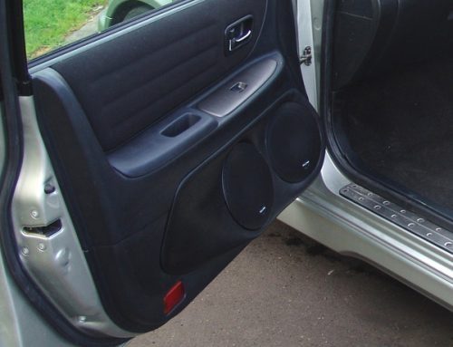 Eclipse Altezza Audio Installation
