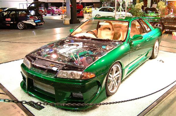 Evil R32 Nissan Skyline