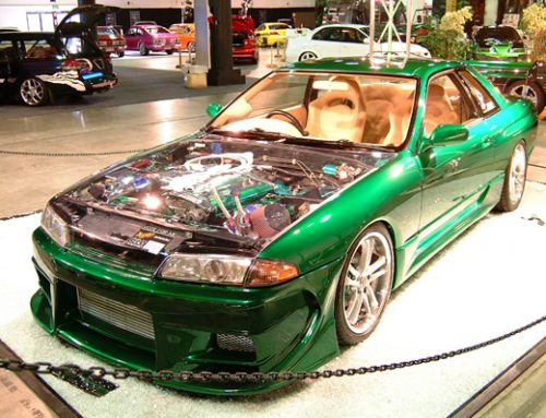Award Winning Nissan Skyline