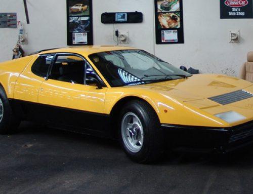 Ferrari BB 512 Restoration