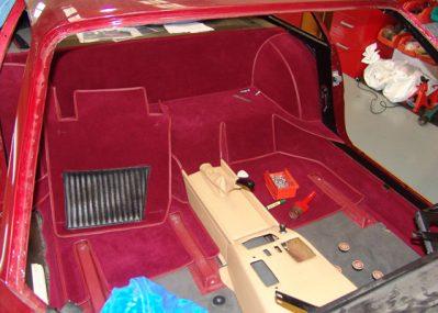 Ferrari 365 GTB Restoration