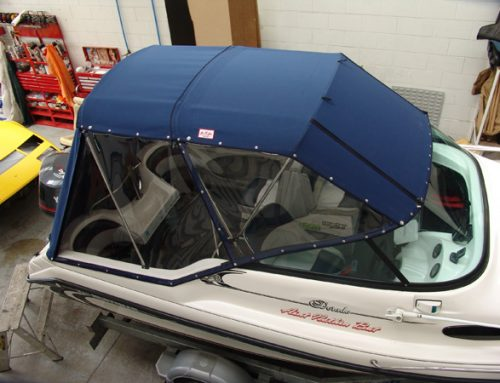 Marine Canopies & Covers