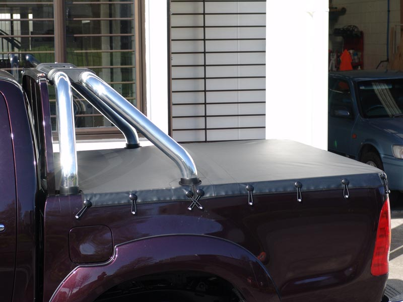 watertight tonneau