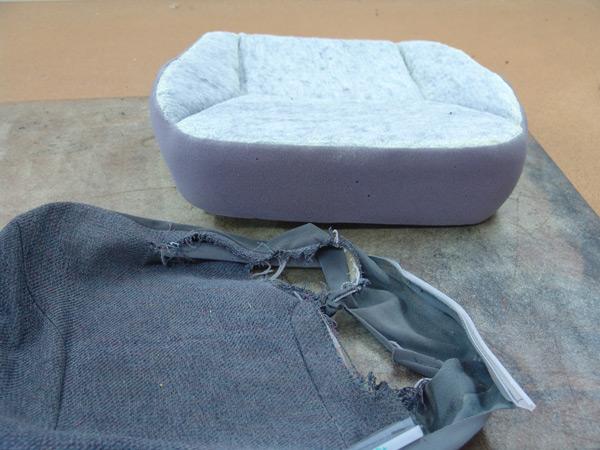 truck-seat-repairs-3-protective-felt-over-foam