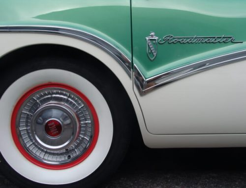 '57 Buick Roadmaster Restoration