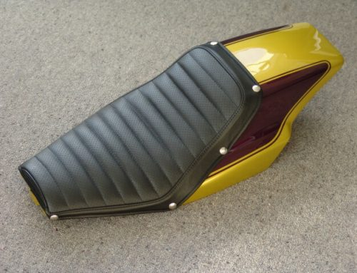 Custom Seat for 70s Chopper