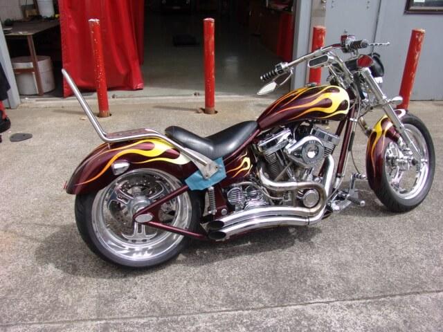 titan chopper bike seat DSC02296